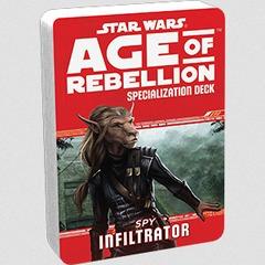 Infiltrator Specialization Deck
