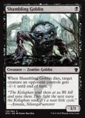 Shambling Goblin - Foil