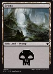 Swamp (257) - Foil