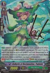 Valkyrie of Reclamation, Padmini - PR/0173EN - PR (Stamped)