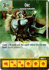 Orc - Paragon Humanoid (Card Only)