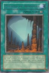 Pyramid of Wonders - TSHD-EN051 - Rare - 1st Edition