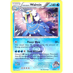 Team Aqua's Walrein - 5/34 - Holo Rare