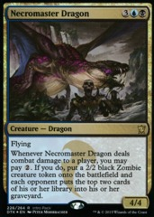 Necromaster Dragon - Intro Pack Promo