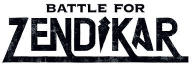 Battle for Zendikar Booster Box - Korean