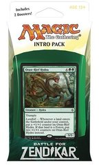 Battle for Zendikar Intro Pack: Zendikar's Rage