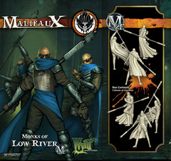 Monks of Low River (3 PACK)
