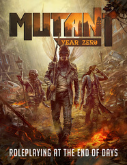 Mutant: Year Zero Core Book