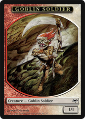 Goblin Soldier Token on Ideal808
