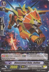 Dimensional Robo, Dailion - G-EB01/025EN - C on Channel Fireball