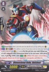 Dimensional Robo, Daishoot - G-EB01/029EN - C on Channel Fireball