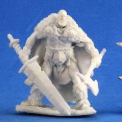 Thund Bloodwrack, Barbarian