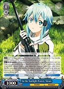 In the Sunlight Forest, Sinon - SAO/SE23-E19 - R