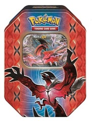 Best of 2015 Yveltal Tin