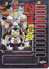 Ginyu Force (Level 3)
