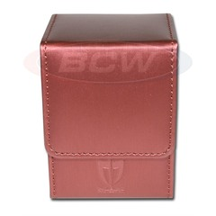 Max Protection Ion Deck Box - Metallic Red