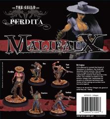 Ortega Gunslingers Box Set (Perdita)