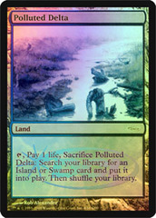 Polluted Delta - Foil DCI Judge Promo