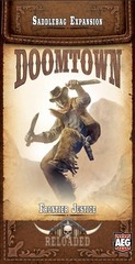 Doomtown: Reloaded – Saddle Bag Expansion 4 - Frontier Justice