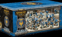 All-in-One Army Box - Cygnar