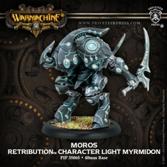 Moros Character Light Warjack (35065)