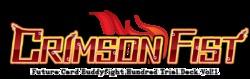 BFE-H-TD01 Crimson Fist Trial Deck