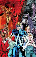 Animal Man Volume 3 - Rotworld: The Red Kingdom