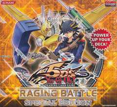 Raging Battle Special Edition Box
