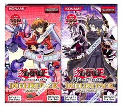 Duelist Pack:  Jaden/Chazz Combo Booster Box