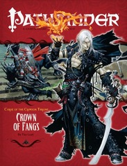 Pathfinder #12Curse of the Crimson Throne Chapter 6: