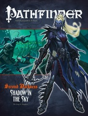 Pathfinder #13Second Darkness Chapter 1: