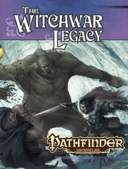 Pathfinder Module: The Witchwar Legacy