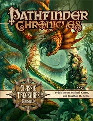 Pathfinder RPG Chronicles: Classic Treasures Revisited