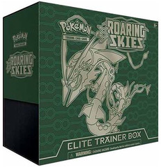XY Roaring Skies Elite Trainer Box