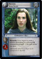 Aegnor, Elven Escort