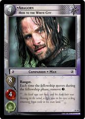 Aragorn, Heir to the White City