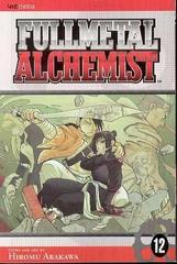 FullMetal Alchemist - Volume 12