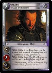 Isildur, Bearer of Heirlooms