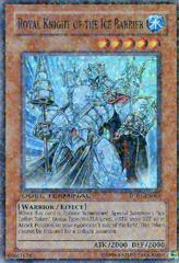 Royal Knight of the Ice Barrier - DT01-EN065 - Super Rare - Duel Terminal