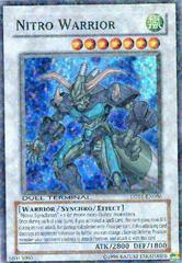 Nitro Warrior - DT01-EN086 - Super Rare - 1st Edition