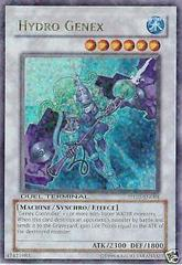 Hydro Genex - DT01-EN088 - Ultra Parallel Rare - Duel Terminal on Channel Fireball