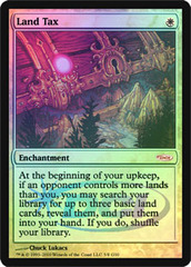 Land Tax - Foil DCI Judge Promo