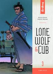 Lone Wolf & Cub Volume 3 - The Flute of the Fallen Tiger
