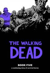 The Walking Dead - Book 5 (Hard Cover)