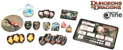 D&D Druid Token Set