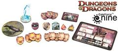 D&D Avenger Tokens Set