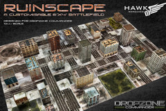 Dropzone Commander Ruinscape