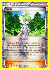 Wally - 94/108 - Uncommon - Reverse Holo