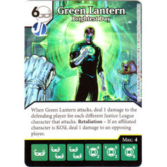 Green Lantern - Brightest Day (Die & Card Combo Combo)