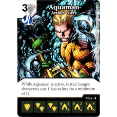 Aquaman - Arthur Curry (Card Only)